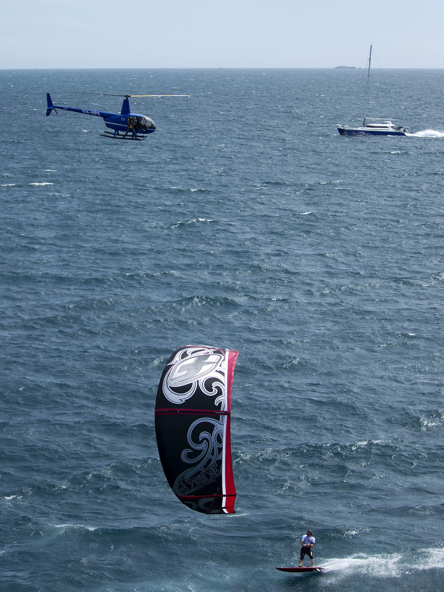 Red Bull Lighthouse to Leighton, Perth, Australie - Crédit Photo : COLIN / BIRDSEYE VIEW