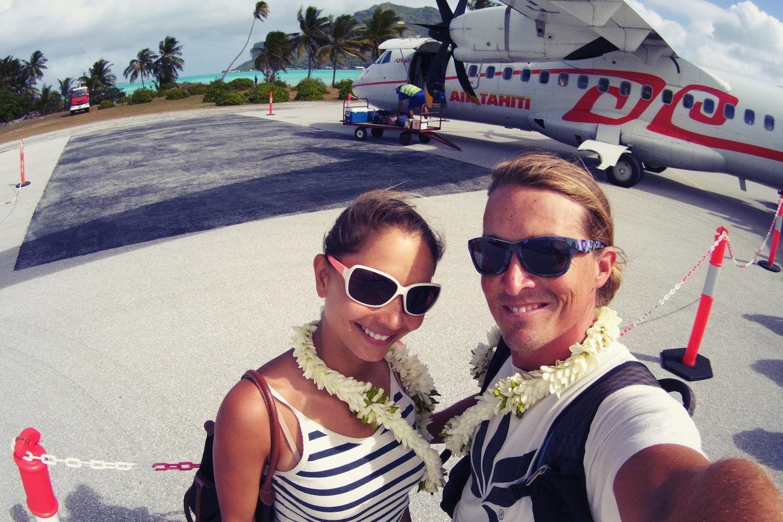 Maupiti Airport - Crédit Photo : AC21